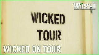 Wicked UK & Ireland Tour - Shiz Cam: Flying into Scotland