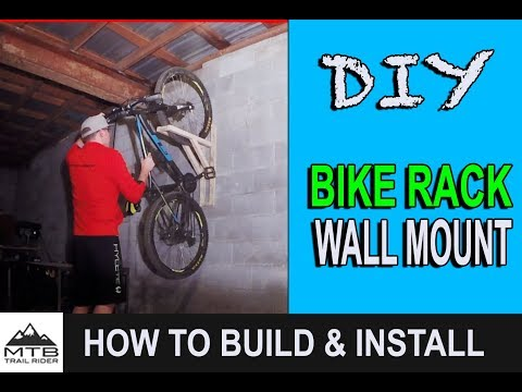 how-to-build-a-bike-rack-//-easy-diy-vertical-mtb-storage