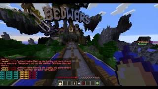 Ukázka serveru kde je BEDWARS WAREZ !!! :))