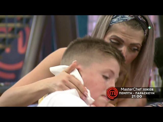 MasterChef Junior Greece - Επεισόδιο 13 - trailer