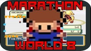 I Wanna Run the Marathon | World 8