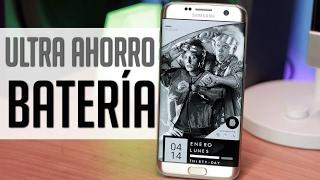 MODO: ULTRA AHORRO DE BATERÍA | TRUCO BRUTAL