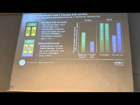 AMD Technologies for HPC Workloads