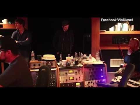 'Totally original'  Vin Diesel in Kygo studio making Selena duet