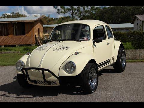 1974 Volkswagen Beetle #671