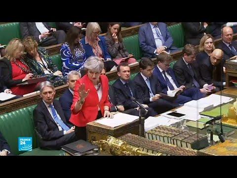 تيريزا ماي تحاول انقاذ خطة بريكست وبروكسل تطالب لندن بالوضوح  - نشر قبل 30 دقيقة