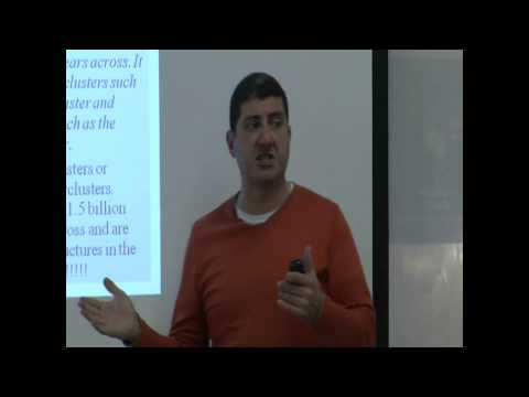 Lecture1b1c (Size & Structure of Universe)
