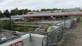 Urbex: Einkaufszentrum in der Cité Foch (September 2013)