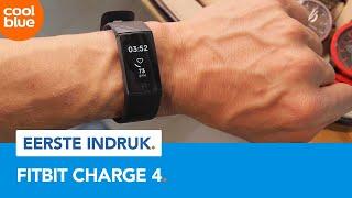 Fitbit Charge 4 - Eerste Indruk