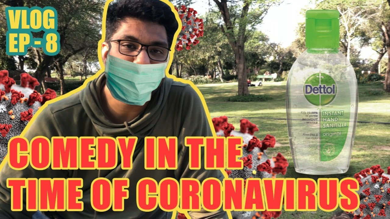Comedy in the time of #coronavirus