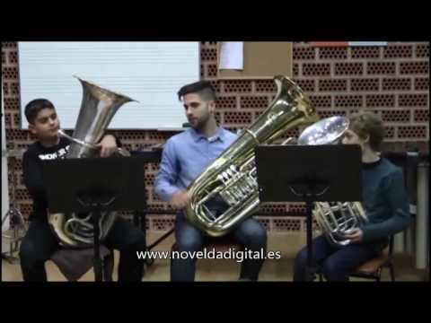 Audición Unión Musical La Artística Novelda Digital