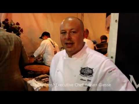 Cultivate Winery 2016 LAFW Interview