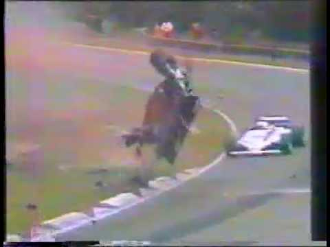Gilles Villeneuve's Fatal Crash - Zolder 1982 (35 Years Ago)