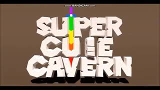 The curse of the computer cracked in the post-apocalyptic caves-ROBLOX Super Cube Cavern