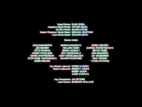 Resident Evil 4 Afterlife credits
