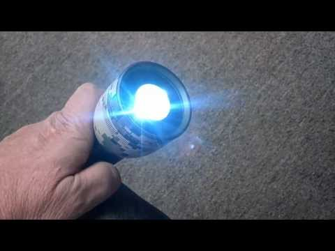 MagLite 3D LED Upgrade - 1400 lumen CREE XM-L U3 bulb