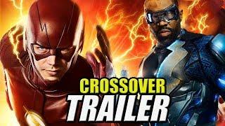 The Flash / Black Lightning Crossover - Suit Up Trailer Extendido