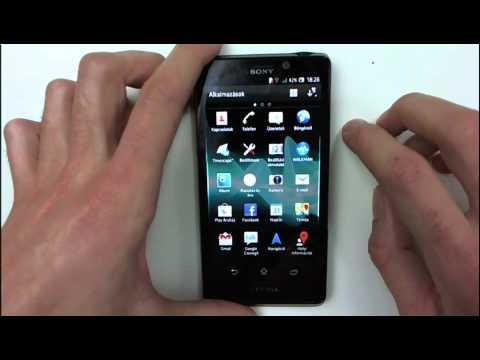 Mobilarena TV: Sony Xperia T