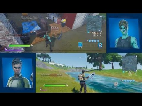 How to use split screen in fortnite (2 players can play on ...