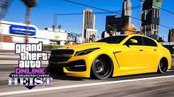 GTA Online — Neues Auto Albany V STR und Tuning — GTA 5 Online Update