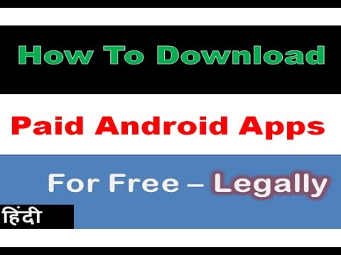 how to download paid apps for free on android has