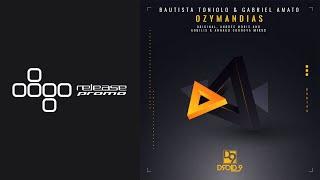 PREMIERE: Bautista Toniolo, Gabriel Amato - Ozymandias (Andres Moris Remix) [Droid9]