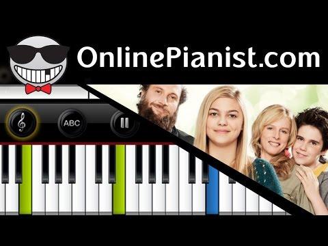 Comment jouer How to play Je Vole (Michel Sardou) - Louane La Famille Bélier - Piano Tutorial Easy