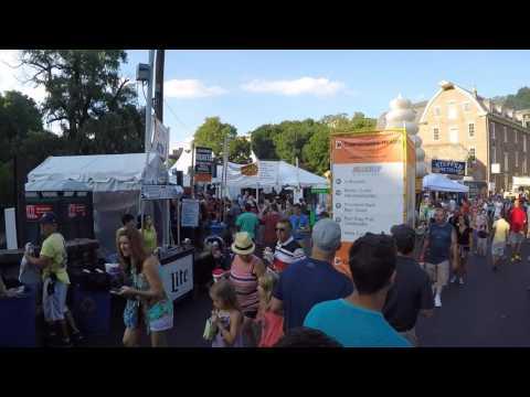 Musikfest 2016 Bethlehem PA