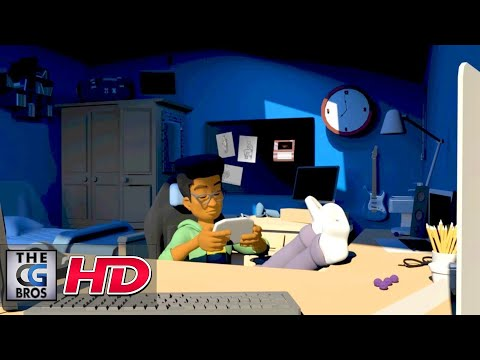 "CGI 3D Animated Short: ""Deadline Due"" - by Jordan Bagot Dunn"