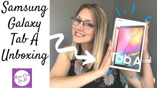 Unboxing of Samsung Galaxy Tab…