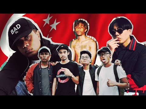 10 Tracks from Singapore's Rap Underground