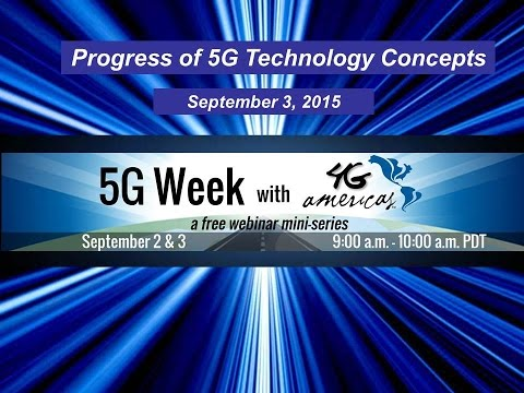 Progress of 5G Technology Concepts