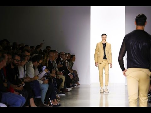 Calvin Klein | Spring Summer 2016 Full Fashion Show | Menswear