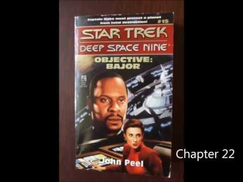 Star Trek Objective Bajor Audiobook Chapters 22-26 by John Peel (Fan-Made) Audiodrama Edition