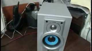 O Rei do Som - Caixas Acústicas Toshiba