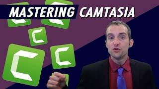 Techsmith Camtasia 2019 Tutorial for Mastering Screen Recording and Video Editing