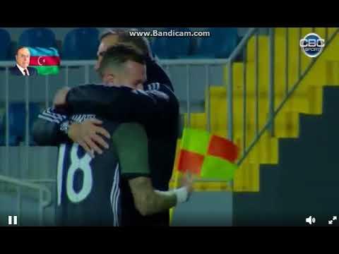 Азербайджан U-21 - Германия U-21 0:7 видео