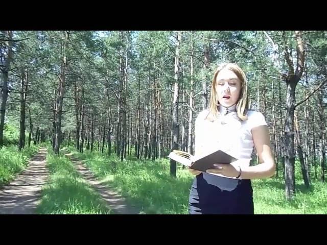 Изображение предпросмотра прочтения – ЮлияВасилянская читает произведение «К Чаадаеву» А.С.Пушкина
