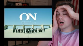 Gambar cover THEY'RE BACK (BTS (방탄소년단) 'ON' Kinetic Manifesto Film : Come Prima Reaction)