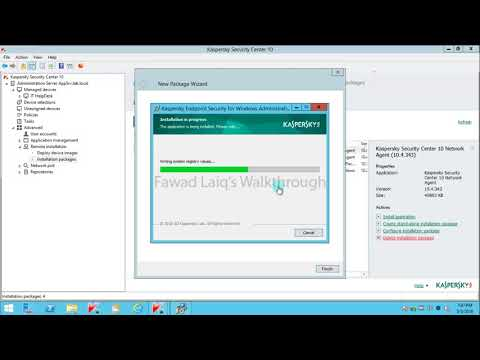 Kaspersky - How To Upgrade To Kaspersky Endpoint Security 11