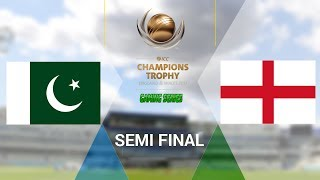 vuclip SEMI FINAL - ICC CHAMPIONS TROPHY 2017 GAMING SERIES - PAKISTAN v ENGLAND