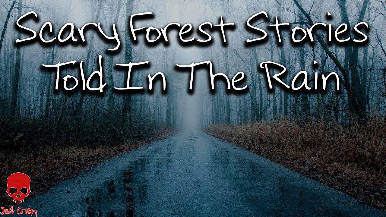 Scary Forest Stories Told In The Rain | Skinwalker, Wendigo