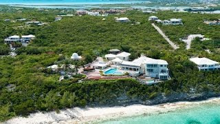 Stunning Oceanfront Home in Blue Mountain, Turks and Caicos Islands