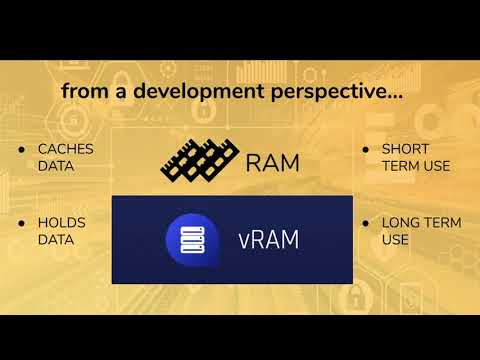 Intro to Scalable, Decentralized Storage with DAPP Network vRAM (Blockchain Tools by Peter Keay)