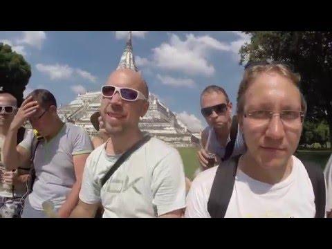 FlypengsTV / Авторский тур Летающих Пингвинов по Северу Таиланда. 2015 год. ЧАСТЬ 1