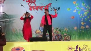 SELFIE Featuring Munir & Rothi !! BAGA Pohela Boishakh 1424 HD