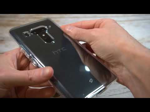 Spigen Liquid Crystal Clear Case For HTC U12 Plus Unboxing and Review
