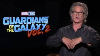 Guardians of the Galaxy Vol. 2: Kurt Russell Interview