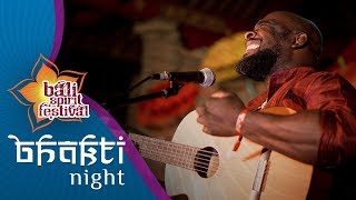 Haji Basim - Let Love Lead - BaliSpirit Festival 2017 Bhakti Nights