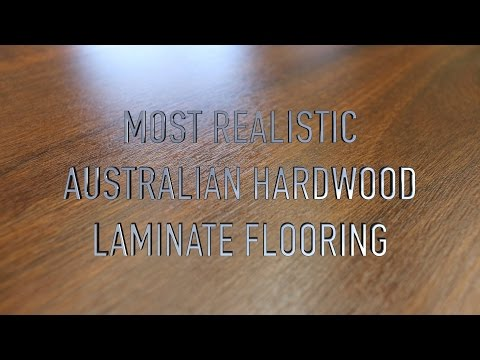Evolution Australian Select Laminate Flooring Video